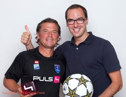 Die Holland-Fans vereint