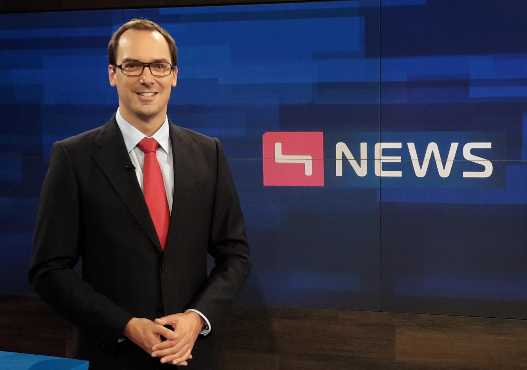 Carsten Pieter Zimmermann News Anchor